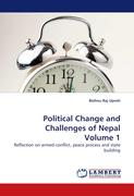 Political Change and Challenges of Nepal Volume 1