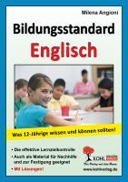 Bildungsstandard Englisch / Was 12-Jährige wissen und können sollten!, 2