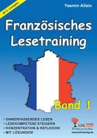 Französisches Lesetraining - Band 1 (ab 2. Lernjahr)
