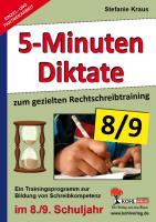 5-Minuten-Diktate / Klasse 8-9