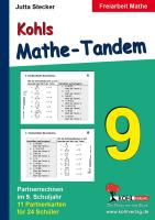 Kohls Mathe-Tandem / Klasse 9