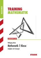 STARK Training Realschule - Mathematik 7. Klasse - BaWü