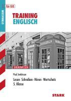 Training Gymnasium - Englisch Lesen / Schreiben / Hören / Wortschatz  5. Klasse, mit MP3-CD