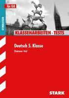 Klassenarbeiten und Tests für G8 Deutsch 5. Klasse