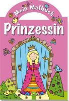 Mein Malbuch Prinzessin