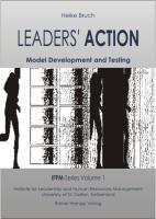 LEADERS' ACTION