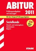 Abitur 2005. Sozialkunde. Leistungskurs. Gymnasium. Bayern. 1997 - 2004