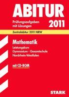 Abitur Mathematik Leistungskurs Gymnasium NRW.