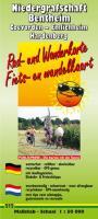 Niedergraftschaft - Bad Bentheim, Coevorden - Emlichheim - Hardenberg Rad- und Wanderkarte / Fiets- en wandelkaart