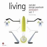 red dot design yearbook 2010/2011, vol. 1 living & vol. 2 doing (Set)