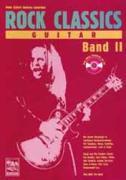 Rock Classics Guitar. Die besten Rocksongs in spielbaren Originalversionen,... / Rock Classics Guitar. Die besten Rocksongs in spielbaren Originalversionen,...
