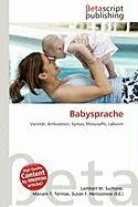 Babysprache