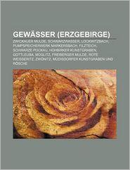 Gewässer (Erzgebirge): Zwickauer Mulde, Schwarzwasser, Lockwitzbach, Pumpspeicherwerk Markersbach, Filzteich, Schwarze Pockau, Hohbirker Kunstgraben, ... Zwönitz, Müdisdorfer Kunstgraben und Rösche