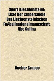 Sport (Liechtenstein) - B Cher Gruppe (Editor)