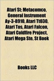Atari ST: Atari ST magazines, Atari ST software, Microsoft Word, Graphical Environment Manager, WordPerfect, MetaComCo, Lattice C - Source: Wikipedia