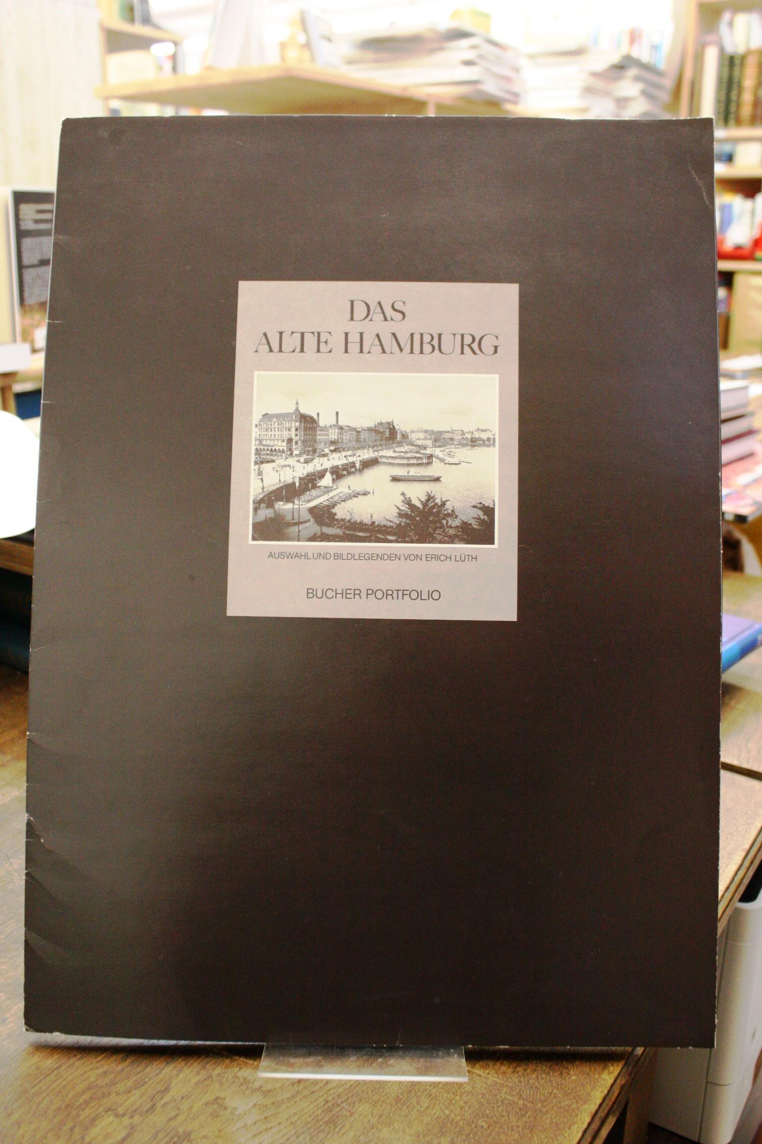 Das alte Hamburg