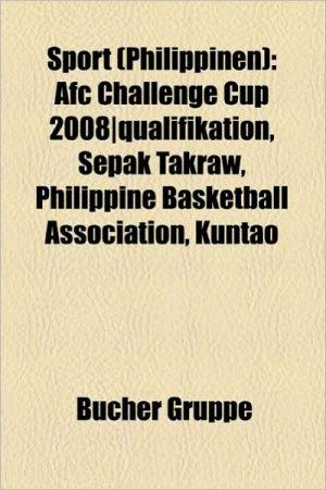Sport (Philippinen) - B Cher Gruppe (Editor)