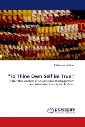 To Thine Own Self Be True: