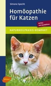 Homöopathie für Katzen - Extra: mit Bachblüten - Simone Specht